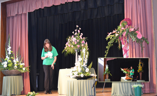 Beginners Floristry Courses over 3 Terms