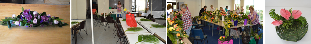 Flower Arranging Courses by Gill McGregor