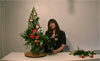 Flower Arranging Video - Contemporary Flower arranging